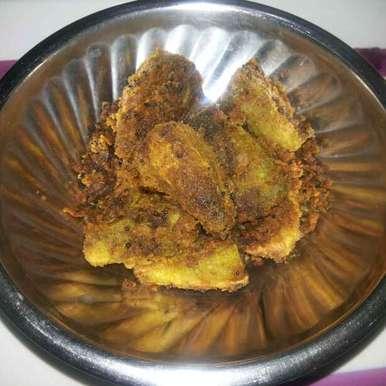 Bharva karele recipe in Hindi,भरवाँ करेले, Kshipra Goswami