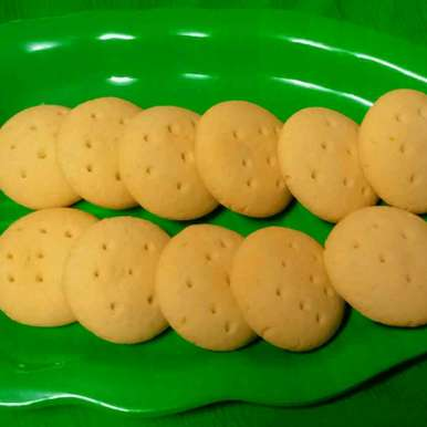 Photo of Orange Butter Cookies by Kumuda Elavazhagan at BetterButter