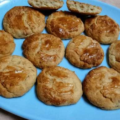Photo of Walnut Cookies by Kumuda Elavazhagan at BetterButter