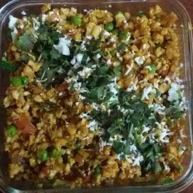 Photo of Cauliflower Bhurji by Lajja Modi at BetterButter