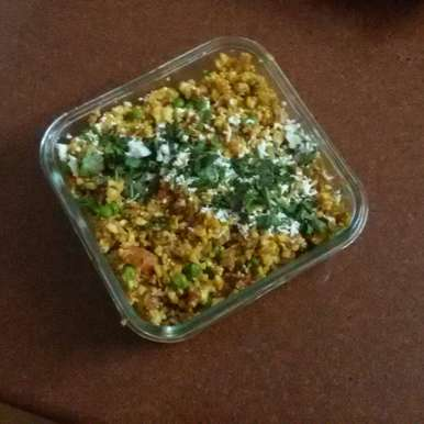 Photo of Cauliflower Bhurji by Lajja Modi at BetterButter