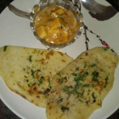 Photo of Butter Naan by Nithya Ramesh at BetterButter