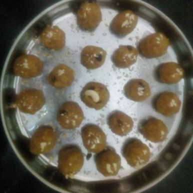 Photo of Ladoo by   at BetterButter