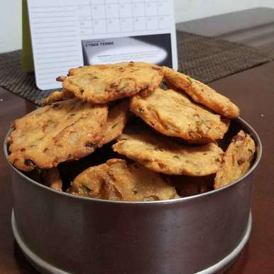 Photo of Madhur vada by Lalitha Kandala at BetterButter