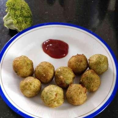 Photo of Broccoli Potato Bites by Sowmya Sundar at BetterButter