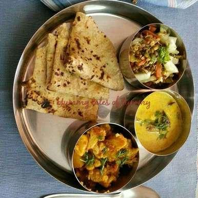 Photo of Rajasthani Gatte ki sabzi by Lata Lala at BetterButter