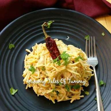 Photo of Curd Spaghetti by Lata Lala at BetterButter
