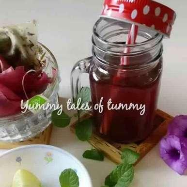 Photo of Healing onion peel Tea by Lata Lala at BetterButter