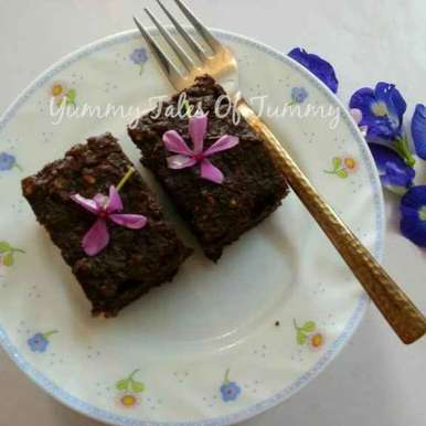 Photo of Sweet potato brownie by Lata Lala at BetterButter