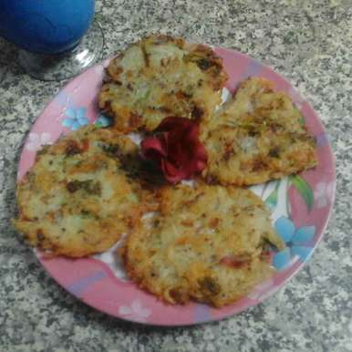 Photo of Cheese Potato Pancake by Latha Nair at BetterButter