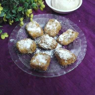 The spanish Fried Milk Dessert. (Leche Frita), How to make The spanish Fried Milk Dessert. (Leche Frita)