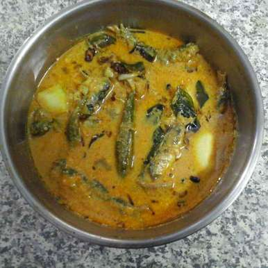 Photo of Fish with mango in coconut milk gravy. by Latha Nair at BetterButter
