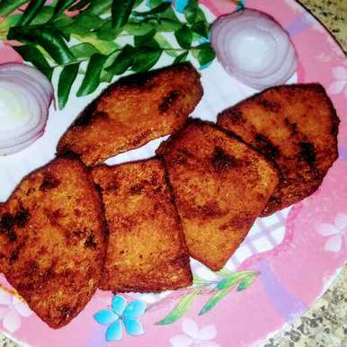 Photo of Yam fry. by Latha Nair at BetterButter