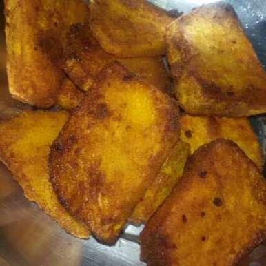 Yam yam fry, How to make Yam yam fry