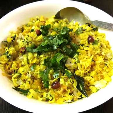 Photo of Sprouts poha by Leena Mehta at BetterButter