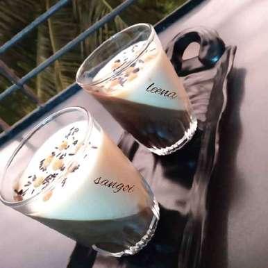 Photo of Butter scotch Choco mocha pudding by Leena Sangoi at BetterButter