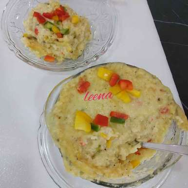 Photo of Baked Vegetable Rissotto by Leena Sangoi at BetterButter