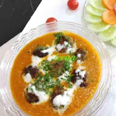 Photo of Hara Bhara Kabab With Makhani Gravy by Leena Sangoi at BetterButter