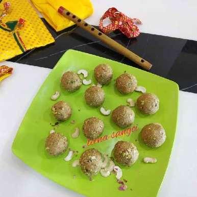 Photo of Mix Moong Daal Ladoos by Leena Sangoi at BetterButter
