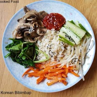 Photo of Vegan Korean Bibimbap by Linsy Patel at BetterButter