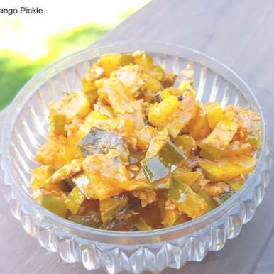 Photo of Kerala Style Mango Pickle by Linsy Patel at BetterButter