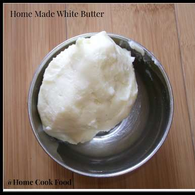 Photo of Homemade White Butter by Linsy Patel at BetterButter