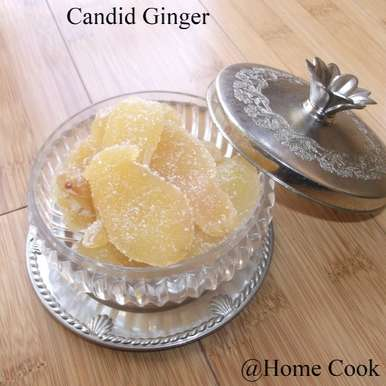 Photo of Candied Ginger by Linsy Patel at BetterButter