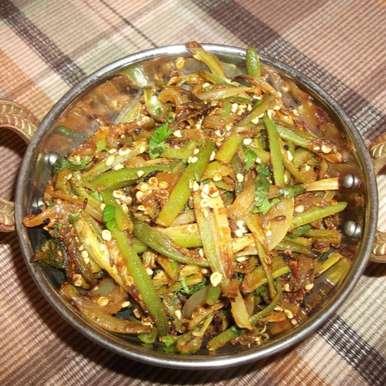Photo of Bhindi Do Pyaza by Linsy Patel at BetterButter