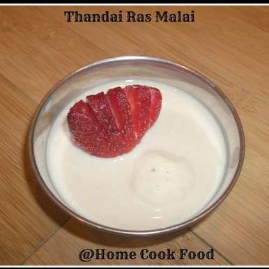 Photo of Thandai Ras Malai by Linsy Patel at BetterButter