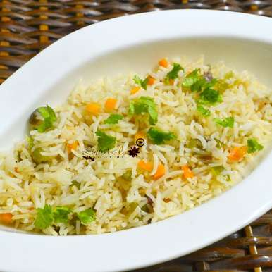 Photo of Capsicum and Carrot Rice by Linu Freddy at BetterButter