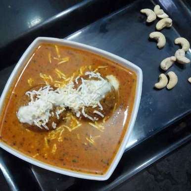 Photo of Bread Malai Kofta Curry by Lion Garima at BetterButter