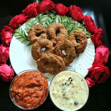 Photo of Rajasthani stile mendu bada by Lion Garima at BetterButter