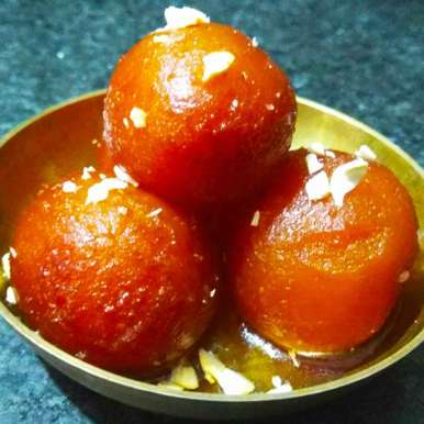 Photo of Paneer Mawa Gulab Jamun by Lipti Ladani at BetterButter