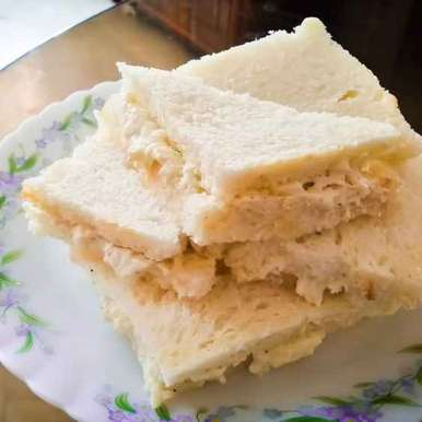 Photo of Calcutta coffee house style egg sandwich by Lopamudra Mukherjee at BetterButter