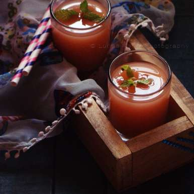 Photo of Guava Agua Fresca goes Indian by Lubna Karim at BetterButter