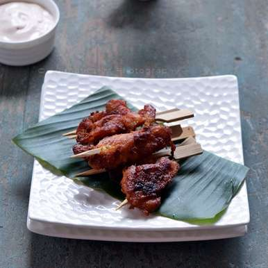 Photo of Chicken Satay by Lubna Karim at BetterButter