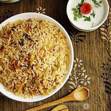 Photo of Easy Breezy Tarkari Pulao/ Rice-Vegetable(s) Pilaf by Lubna Karim at BetterButter