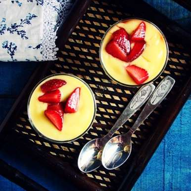 Photo of Strawberry Trifle by Lubna Karim at BetterButter