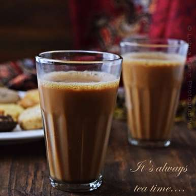 Photo of Quintessentially Hyderabadi 'Dum ki Chai' by Lubna Karim at BetterButter
