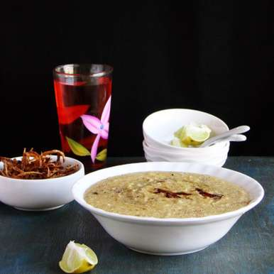 Photo of Chicken and Oats Haleem by Lubna Karim at BetterButter