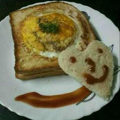 Photo of Egg sandvich by Madhu Makhija at BetterButter