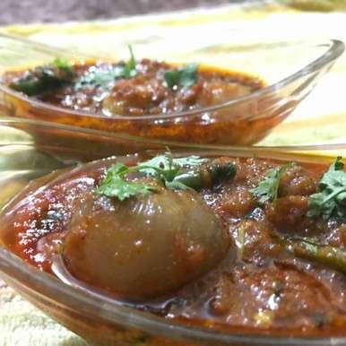 Photo of Onion butter masala by Madhu Makhija at BetterButter