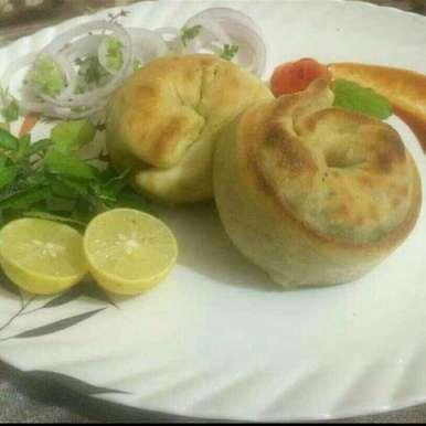 Photo of Paratha bun by Madhu Makhija at BetterButter