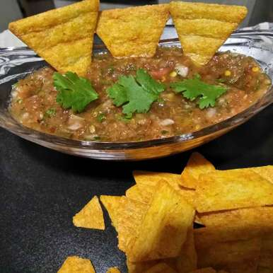 Photo of Mexican salsa sauce by Madhu Makhija at BetterButter