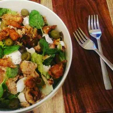 Photo of Wholesome Salad by Madhuja Dey at BetterButter