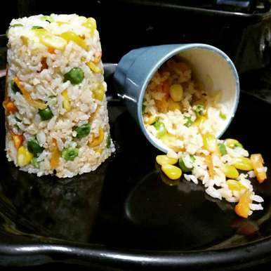 Photo of Masala Vegetable Rice by Madhuja Dey at BetterButter
