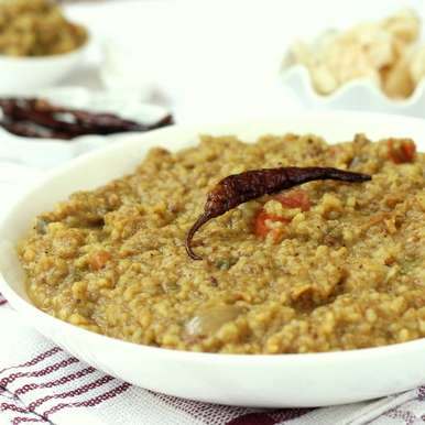 Bisi bele bhat, How to make Bisi bele bhat