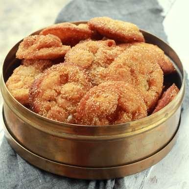 Anarsa (Maharashtrian deep fried, sweet snack), How to make Anarsa (Maharashtrian deep fried, sweet snack)