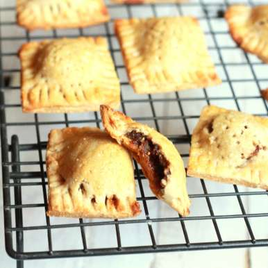 Amla Whole Wheat Pop Tarts, How to make Amla Whole Wheat Pop Tarts