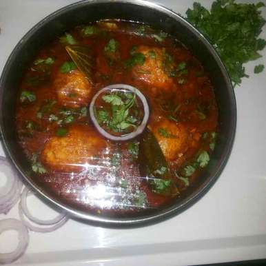 Photo of Egg curry by Madhuri Sharma at BetterButter